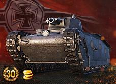 Grosstraktor Krupp